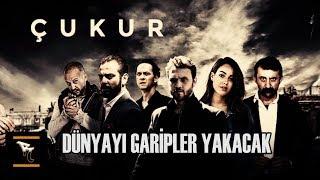 BİJEN RAHİMİ ft. MERTKAN ERKAN - DÜNYAYI GARİPLER YAKACAK - ÇUKUR 2.SEZON 18.BÖLÜM RAP ŞARKISI
