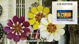 The Wind - Cat Stevens (1971) HQ Audio Remaster HD Video ~MetalGuruMessiah~