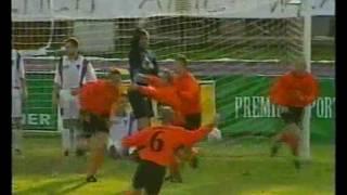 Pogoń Szczecin- Fylkir Reykjavik  1:1  2001/02