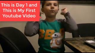 Jakes First Youtube Video. I Love Playing Minecraft Videos.