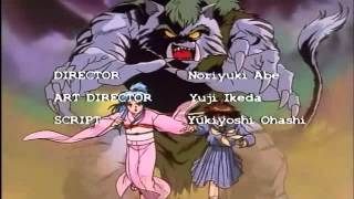 Yuyu Hakusho 1ª Abertura - Sorriso Contagiante  HD