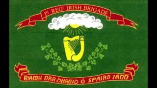 """David Kincaid """"Kelly's Irish Brigade"""" Lyrics"""