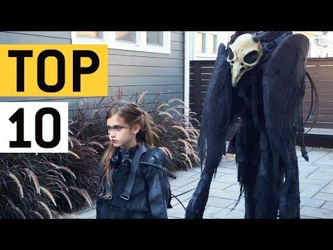 Top cele mai tari costume de Halloween