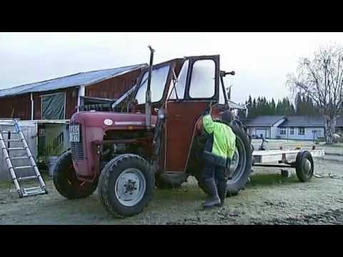 a traktorer ska förbjudas 2017