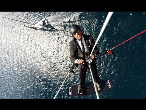 The SkyWalk by Alex Thomson | Extreme Sailing