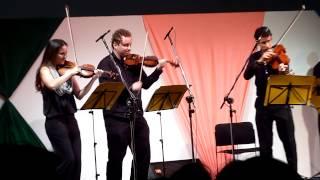 Cantilena Ensemble - Ricardo Herz e Léo Rodrigues [É SÓ DE BRINCADEIRA!] (10/2012) 2