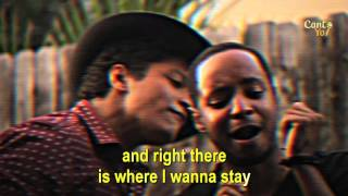 Bruno Mars - Locked Out Of Heaven (Official Cantoyo Video)