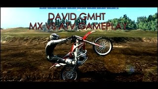 Gameplay: MX vs ATV Reflex - Wheelie/Stopie Training