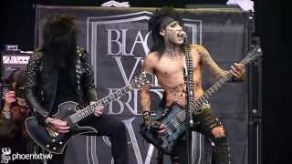 Black Veil Brides - Fallen Angels (Live At Download Festival 2011) 12/6/11