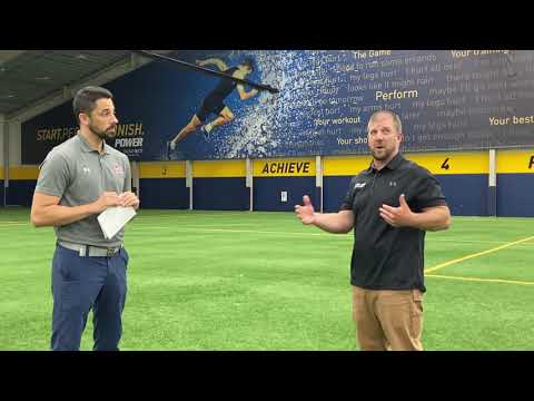 Sanford Sports Performance Specialist Discuses How Coaches Can Utilize Practice Time for Their Teams