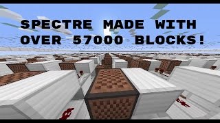 Spectre - Allan Walker Made with note blocks: Minecraft