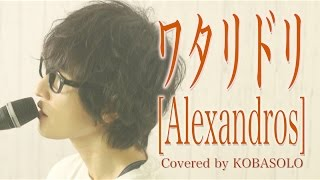 【Acoustic ver.】ワタリドリ/ [Alexandros](Covered by コバソロ) 歌詞付き