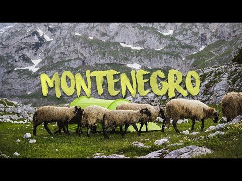 a moment in Montenegro