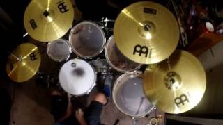 Spectrelight - Mastodon Drum Cover