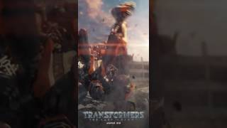 Transformers: The Last Knight - Hot Rod Motion Poster