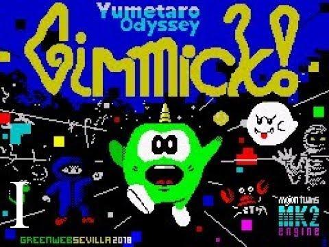 DIRECTO - GIMMICK! Yumetaro Odyssey (ZX SPECTRUM) (I)