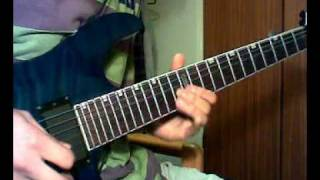 Revolution Renaissance - Kyrie Eleison guitar solo