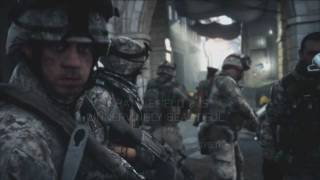 Battlefield 3 - Eminem - Till I Collapse Trailer ReMiX  [ HD ]