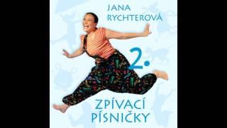 Písničky pro děti - Jana Rychterová - Selfíčko - z CD Zpívací písničky 2