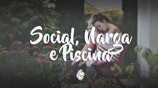 MC MM - Social, Narga E Piscina (Dansize Trap Remix)