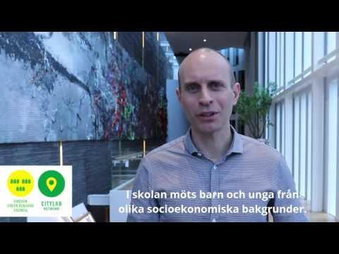 Skolans roll i en hållbar stadsdel