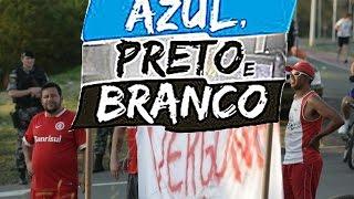 ENTÃO INTERNACIONAL ♫ PARÓDIA - AZUL PRETO E BRANCO