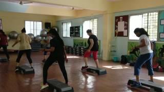 Step Aerobics 0930 31-01-2017
