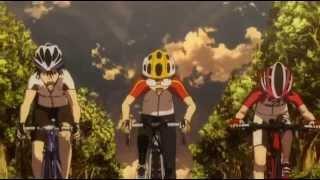 Yowamushi Pedal meets Moomin