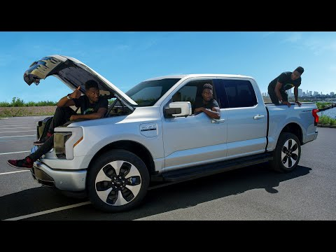 Ford F150 Lightning Impressions: Better Than I Thought!