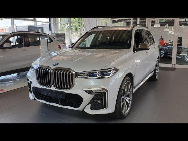 BMW X7 M50d (G07)