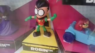 Cajita Feliz McDonald's Hello Kitty Sanrio/Teen Titans Go! (Septiembre/Octubre 2017) Parte Cero