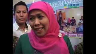 Kunjungan Menteri Sosial ke RBM Bumi Khatulistiwa di Pontianak