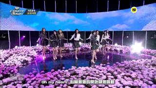 [LIVE 繁中字] 140306 少女時代 (SNSD) - Wait A Minute @ Comeback Stage