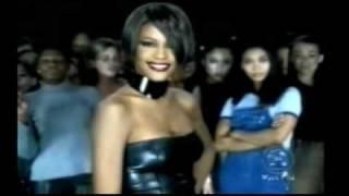MashUp - Stevie Wonder vs Whitney Houston - It's not right, but isn't this lovely?