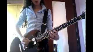 Memórias - Pitty (Guitar Cover)
