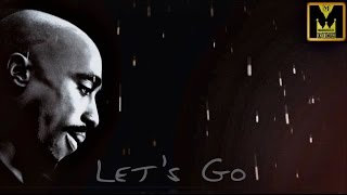 2Pac ft. Biggie and Eminem - Let's Go (NEW 2016) M.K.R