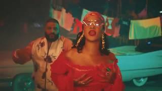 DJ Khaled feat Rihanna, Bryson Tiller vs Carlos Santana - Wild Thoughts vs Maria Maria (intro)