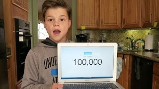100k Subscribers Montage