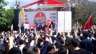 Çav Bella - 1 Mayıs 2014 Sıhhiye Ankara