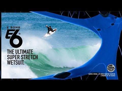 E6 E-Bomb | Wetsuits by Rip Curl