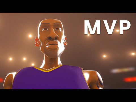 MVP | Animation Short Film inspired by Kobe Bryant - YouTube