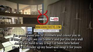 Lego House (acoustic karaoke) - Ed Sheeran