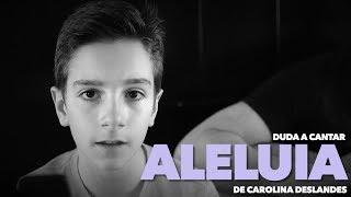 Aleluia - Carolina Deslandes - Cover