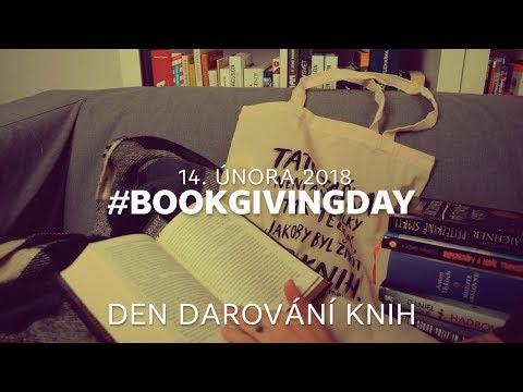 #bookgivingday 2018 - Martinus.cz a přátelé: Daruj knihy i ty :-)