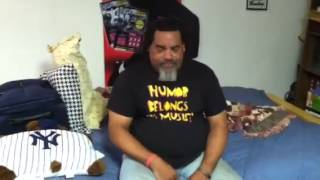 Ike Willis talks about Frank Zappa