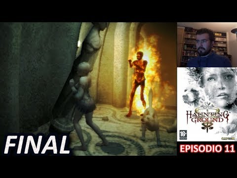 HAUNTING GROUND (PS2) - Episodio 11 - FINAL || GAMEPLAY en Español