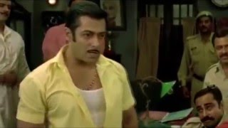 DABANGG 3 OFFICIAL TRAILER LEAKED COMEDY SCENE