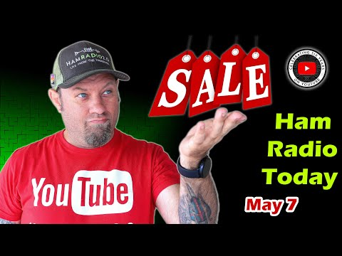 Ham Radio Today - Shopping Deals and Specials for May 2021