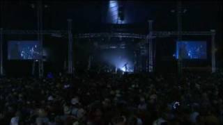 The XX - Intro (Live at Glastonbury 26-6-2010)