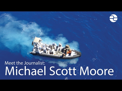 Meet the Journalist: Michael Scott Moore